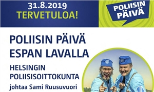 Link to event Police Day in Helsinki