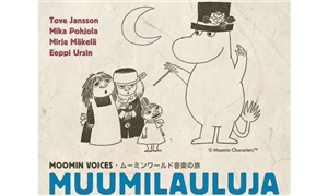 Linkki tapahtumaan Moomin Voices – Music for Kids