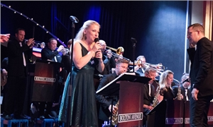 Link to event Big Band Marathon: Bolton Avenue Big Band – Open Stage